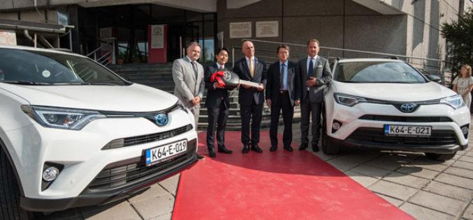 Toyota uz Olimpijski komitet BiH na putu za Tokio