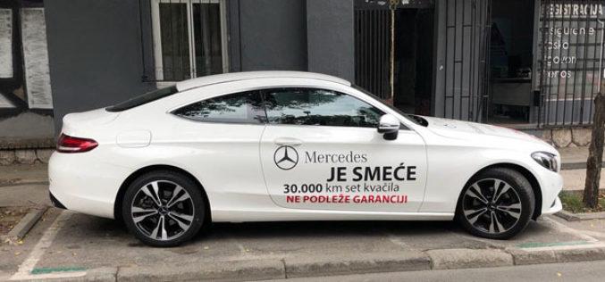 Da li je Mercedes najveće smeće u premium segmentu?