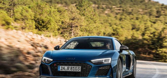 Stiže novi Audi R8 još snažniji, sigurniji i ljepši!