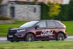 Test: Ford Edge Sport 2.0 TDCi – Američki standard