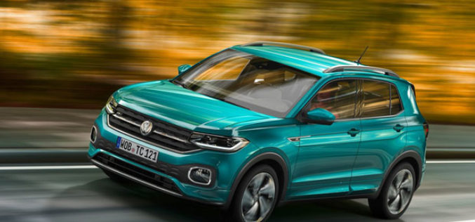 Volkswagen T-Cross – Predstavljen najmanji Volkswagenov crossover