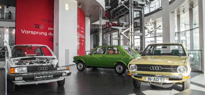 Audi muzej u Ingolstadtu: Priča o četiri prstena 2. dio