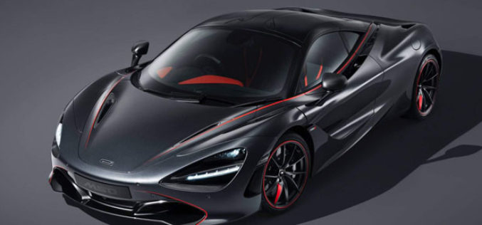 Nevidljivi McLaren: MSO McLaren 720S Stealth sa 720 KS