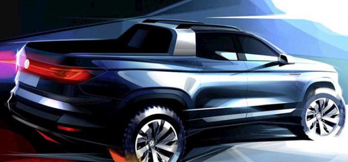 Volkswagen uskoro predstavlja novi pick-up model