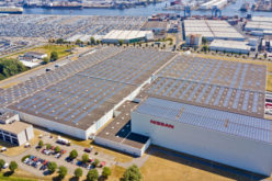 Nissan je pustio u pogon najvećisolarni krov u Holandiji