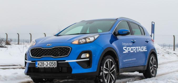Kia Sportage Facelift stigao na BH. tržište