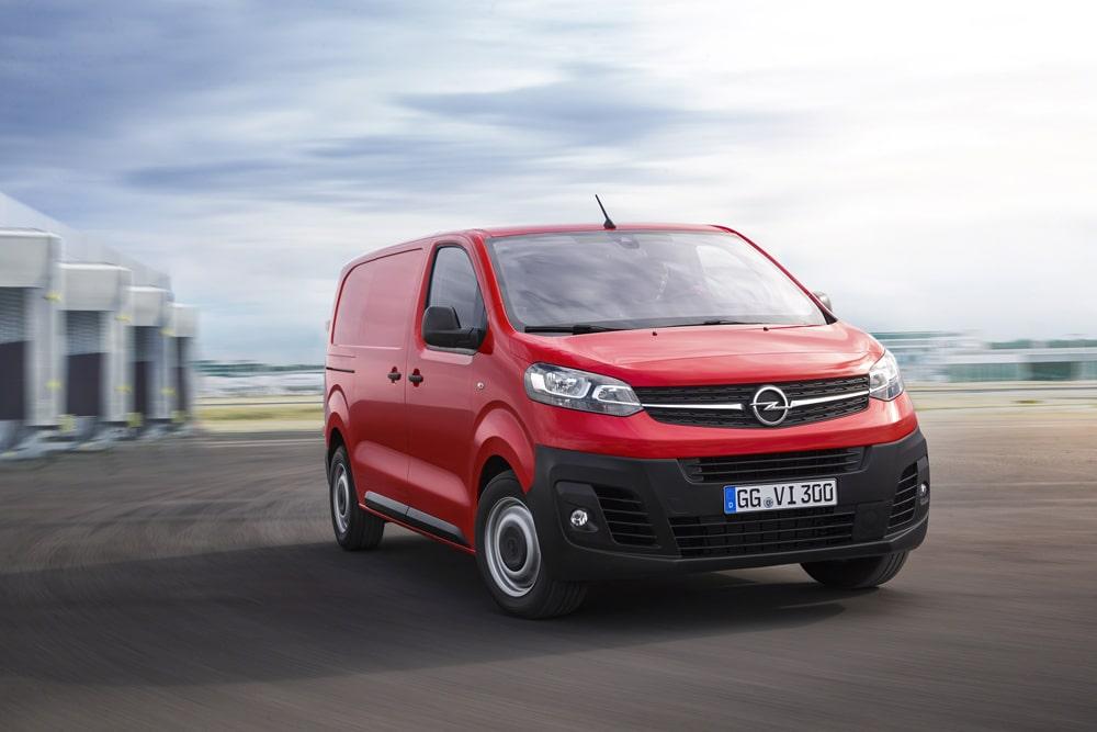 Opel Vivaro 2019.