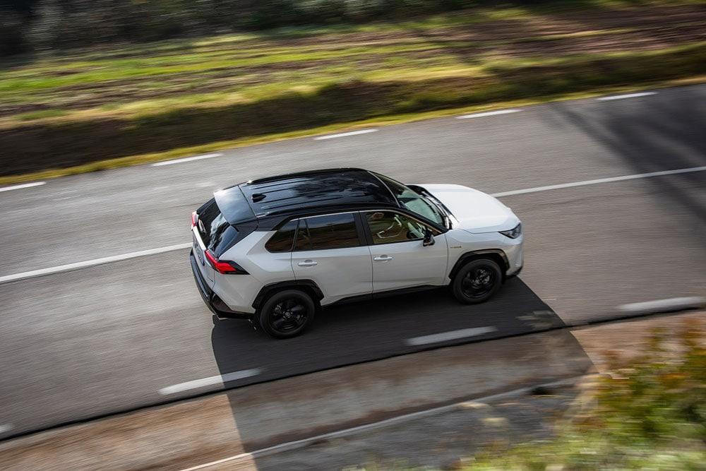 Novi Toyota Rav4, 2019.