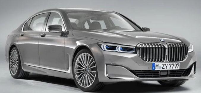 Obnovljeni BMW Serije 7 – Više američkog stila