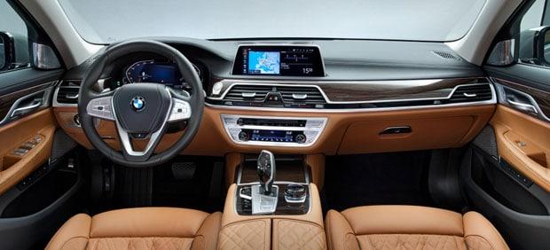 BMW Serie 7, 2019.