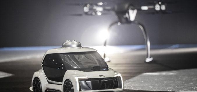 "Audi, Airbus i Italdesign testiraju ""leteći taksi"" koncept"