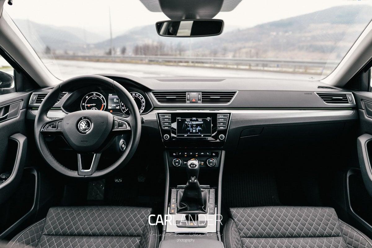 Test Volkswagen Passat B8