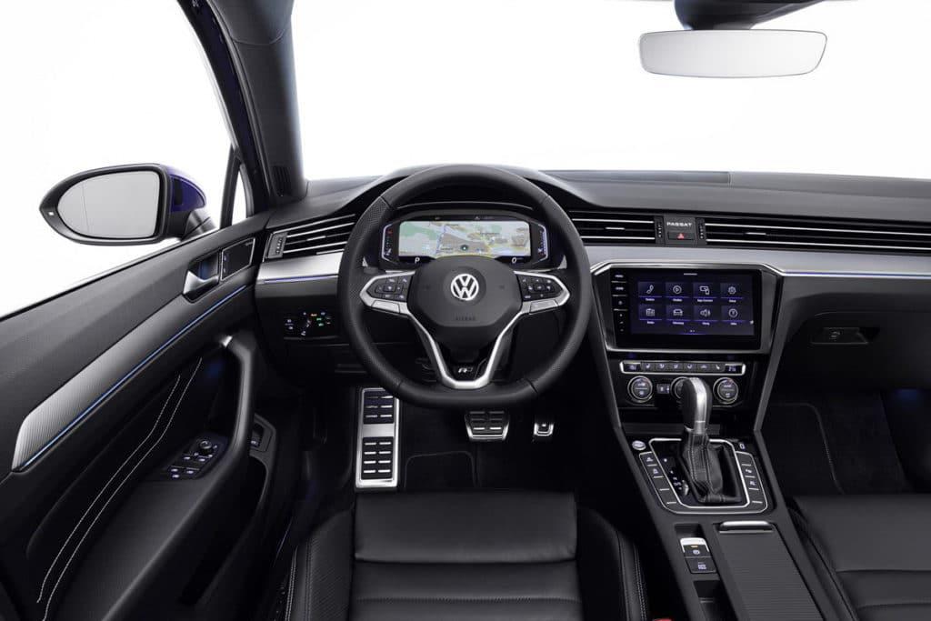 Novi Volkswagen Passat 2019.