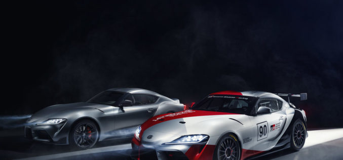 Toyota GR Supra GT4 koncept debituje na sajmu u Ženevi