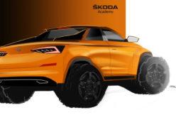 Škoda Kodiaq pick-up koncept bit će predstavljen u junu
