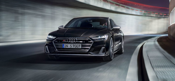 Audi predstavio nove sportske modele S6, S6 Avant i S7