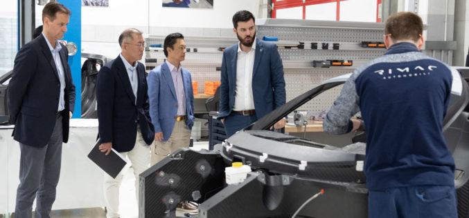 Kia i Hyundai će s Rimcem razvijati električna vozila visokih performansi