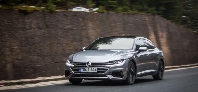 "Volkswagen Arteon izabran za ""Test automobil godine 2019."""