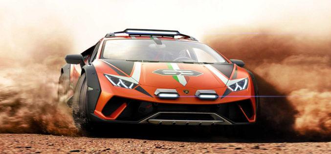 Lamborghini Huracan Sterrato koncept spaja do jučer nespojivo!