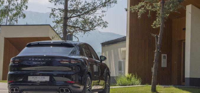 Novi Porsche Cayenne Coupe stigao na BH tržište