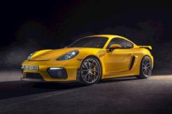 Novi Porsche Cayman 718 GT4 imat motor sa šest cilindara!