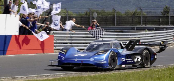 Volkswagen ID. R je apsolutni kralj Nürburgringa!