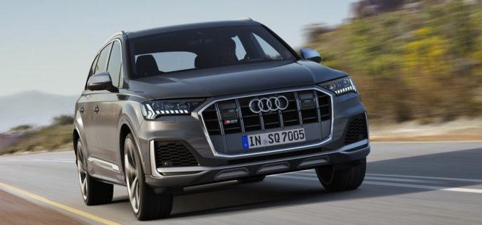 Stiže osvježeni Audi SQ7 sa 425 KS i 900 Nm okretnog momenta