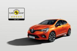 Novi Renault CLIO osvojio je 5 zvjezdica na Euro NCAP-ovim testiranjima