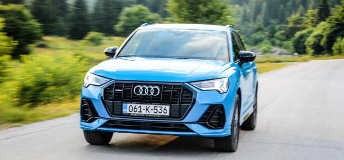 Test: Audi Q3 2.0 TDI S tronic S Line – Promjena identiteta
