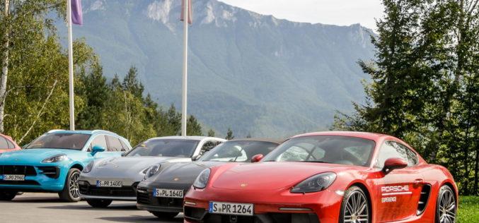 Vozili smo: Porsche Experience 2019. – 98 oktanski ples