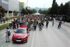 """ŠKODA BiH i Porsche Sarajevo zlatni sponzori """"biciklističkog festivala"""" Giro Di Sarajevo 2019."""