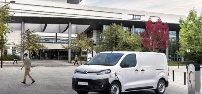 Citroën je započeo elektrifikaciju svojih lakih gospodarskih vozila!