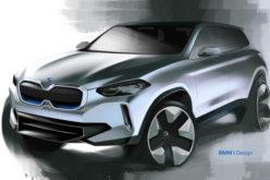 BMW iX3 ulazi u proizvodnju 2020. godine