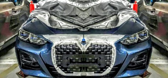 Novi BMW 4 više liči na dabra nego na tigra!