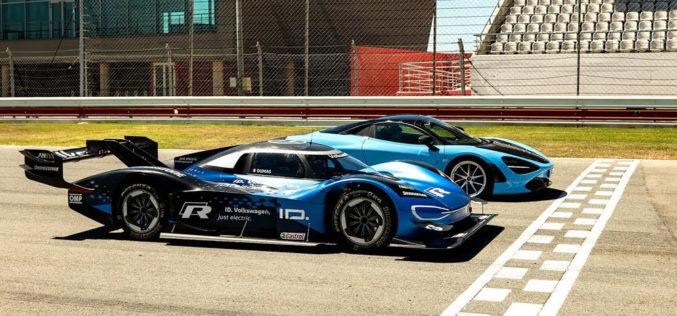 """VW ID. R """"razgulio"""" jedan od najbržih supersport automobila"""