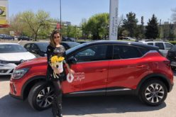 Novi Renault CAPTUR dobio svoju ambasadoricu
