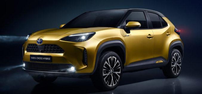 Toyota predstavlja potpuno novi kompaktni SUV – Yaris cross