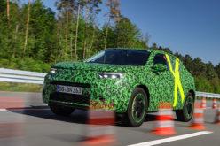 Nova Opel Mokka u završnoj fazi testiranja