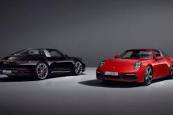 Novi Porsche 911 Targa ugledao svjetlo dana!