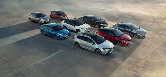 Prodaja Toyotinih hibrida premašila 15 miliona