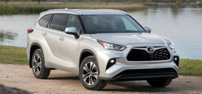 Toyota predstavlja Highlander u Evropi