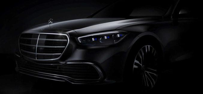 Mercedes-Benz otkrio prve detalje nove S klase