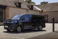 Novi 100% električni Citroën ë-Spacetourer: kompaktan kombi za još intenzivnij i život