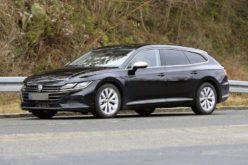 Novi Volkswagen Arteon Shooting Brake na posljednjim testovima