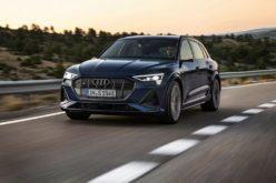 Predstavljen novi Audi e-tron S – Ofanziva elektro performansi