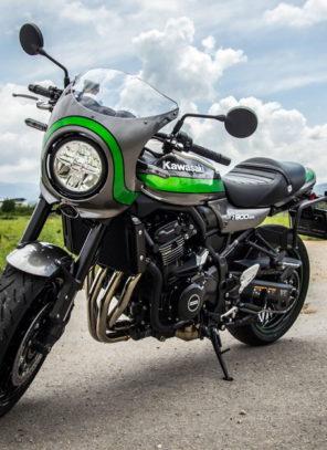 Test: Kawasaki Z900RS Cafe – Moderni klasik