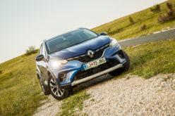 Test: Renault CAPTUR Edition One Blue dCi 115 EDC – SUV kojem teško možete odoljeti