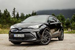Test: Toyota C-HR 1.8 Hibrid C-HIC – Štedljiviji i čišći od dizela!