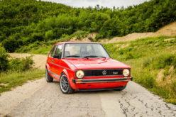 Sarajevski Volkswagen Golf Mk1: Regionalna zvijezda!