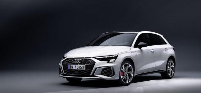 Stiže novi Audi A3 Sportback 45 TFSI e Plug-in Hybrid sa 245 KS
